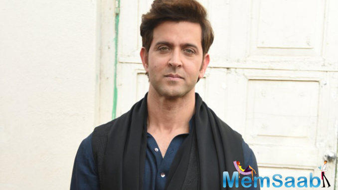 "Hrithik says, ""I have been working on the post-production of Kaabil."