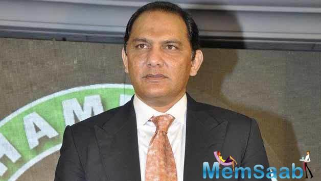 Azharuddin was banned for life by the BCCI for his alleged involvement in the match-fixing scandal that was unearthed in 2000.