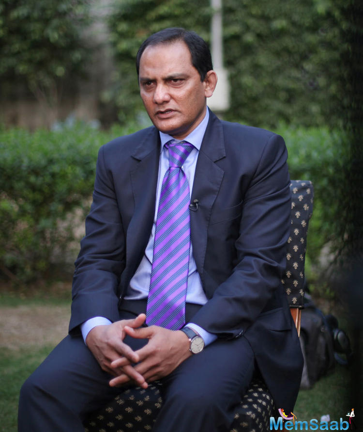 One of the finest batsmen of his time, a touch artist, Azharuddin played 99 Tests for India scoring over 6000 runs and 24 hundreds.