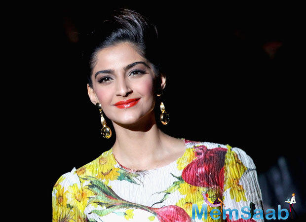 On the professional front, Sonam will be next seen in sister Rhea Kapoor's upcoming flick 'Veere Di Wedding,' alongside Kareena Kapoor Khan.