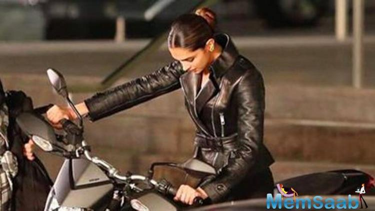 Apart from Deepika, the film also stars Nina Dobrev, Ruby Rose, Chinese superstar Donnie Yen (Rogue One: A Star Wars Story), Thai action-star Tony Jaa (Furious 7), and Samuel L Jackson (Marvel's The Avengers) as well.