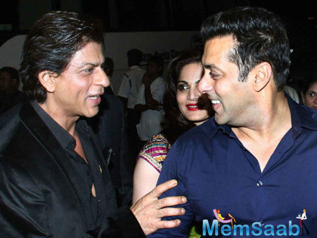 The two Bollywood supremos are great friends in real life and makers have been trying to get the two back on-screen again, after such cult hits as 'Karan Arjun' and 'Kuch Kuch Hota Hai'.