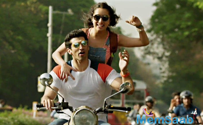 The duo Aditya and Shraddha Kapoor are teaming up again after their musical hit Aashiqui 2. The film OK Jaanu sees Aditya and Shraddha as a young couple in a live-in relationship in Mumbai