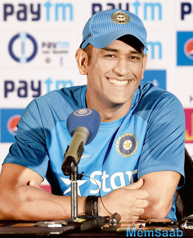 In his first press briefing since quitting the Indian ODI and T20 captaincy, Dhoni gave some insight into his thought process what led him to take the extreme step.