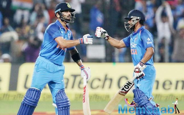 India will now have only two more ODIs before the team heads for Champions Trophy 2017 in England in June.
