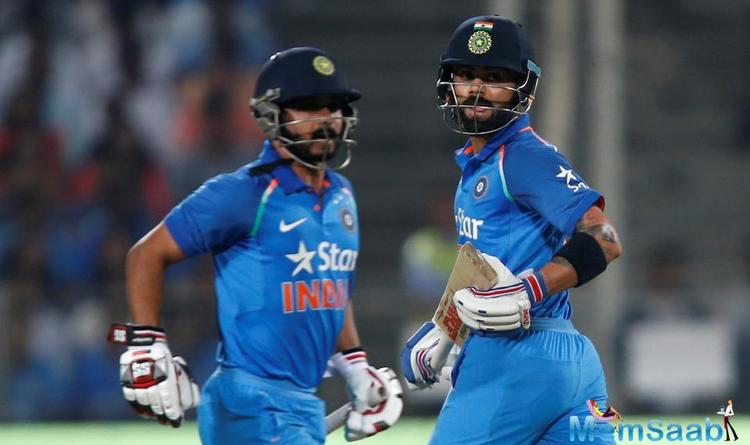 While Virat lived up to his reputation of a master chaser, Kedar's second ODI ton also played a pivotal part in India's three-wicket win over the Eoin Morgan-led side.