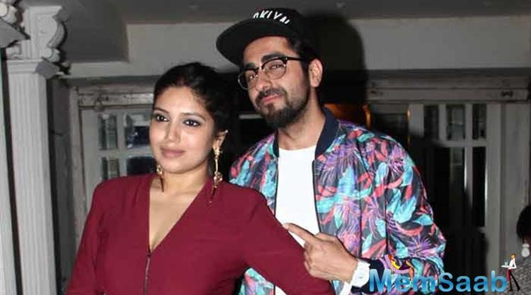 Apparently, the two had already teamed up for a movie, 'Manmarziyan,' in 2016, but due to some reason the project got canned.