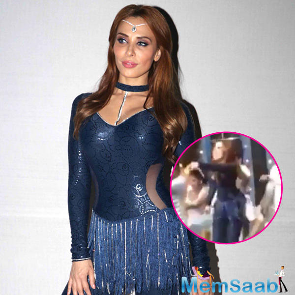 After Jacqueline and Sushant Singh Rajput giving a sensual performance of this song, we have watched a video of Salman Khan's alleged girlfriend Iulia Vantur dancing on the same.