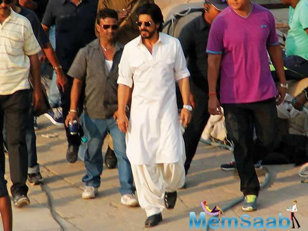 The film Raees is based on the life and crimes of a well-known gangster-turned-politician in Gujarat.