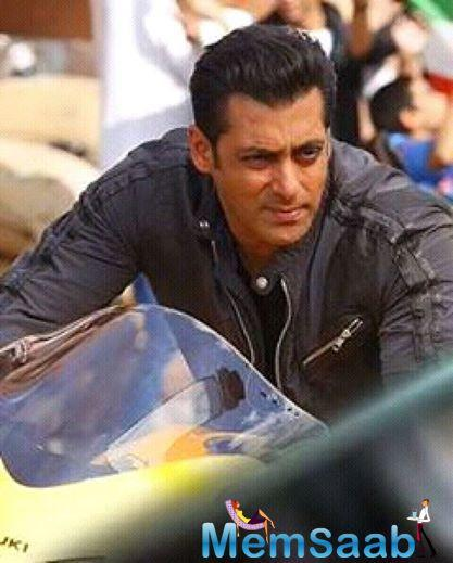 This year, Salman is busy with Kabir Khan's Tubelight and Ali Abbas Zafar's Tiger Zinda Hai.