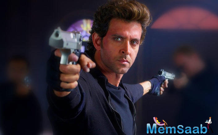 Of his father's career graph, Hrithik added that he's extremely proud of his father and added that his Mr Roshan doesn't need anyone's support to take his legacy forward.