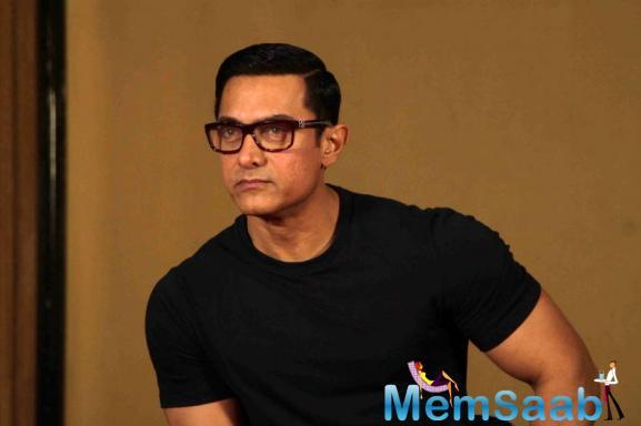 Stanley is a fan of Aamir and he was extremely keen to cast him in a special role for the film Kung Fu Yoga.