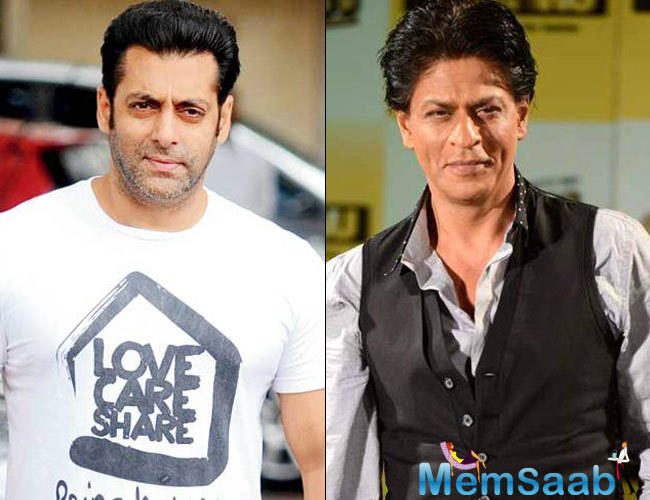 Kabir Khan has finally managed to bring SRK and Salman together on screen after 15 years.