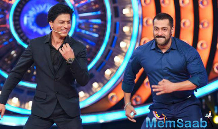 """We heard,  Tubelight, will also feature Shah Rukh Khan in a very pivotal cameo. Now a source reveals , """"Shah Rukh Khan will be seen playing a magician in the film."""""""