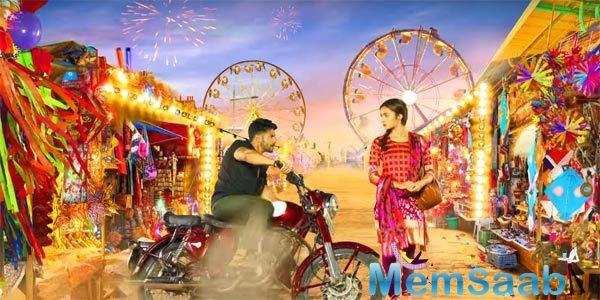 Alia Bhatt and Varun Dhawan are back to floor you with their quirky one-liners and sweet love story in 'Badrinath Ki Dulhania'.