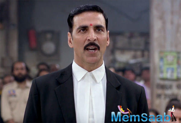 Huma Qureshi and Akshay Kumar's upcoming  courtroom drama,  Jolly LLB 2 is all set to release this month.