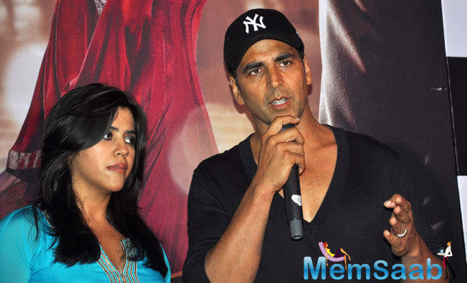 Akshay and Priyanka worked together in films like Andaaz (2003), Mujhse Shaadi Karogi (2004), Aitraaz (2004) and Waqt: The Race Against Time (2005).