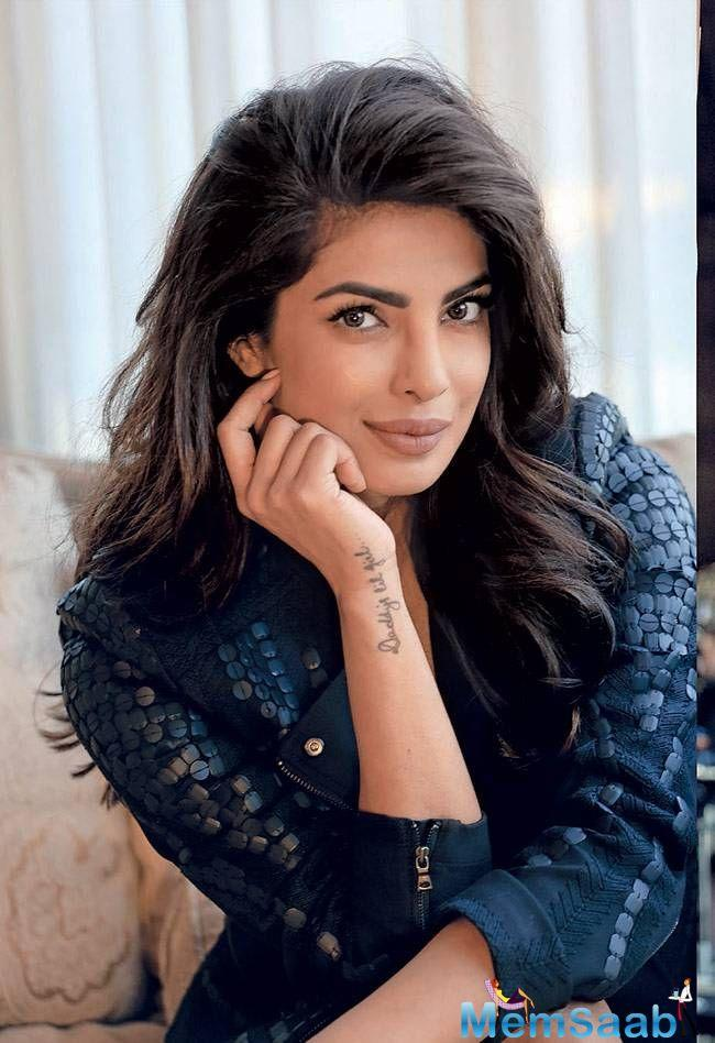 Earlier there was speculation that she would be returning opposite Shah Rukh Khan in the latter's turn as Sahir Ludhianvi in Sanjay Leela Bhansali's planned biopic.