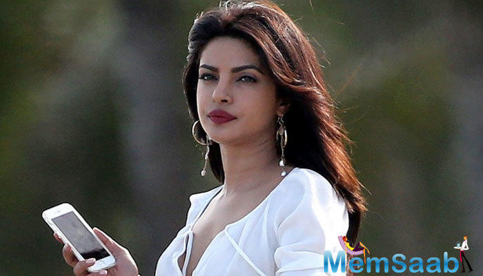 Priyanka Chopra has been away from Bollywood for an achingly long duration.