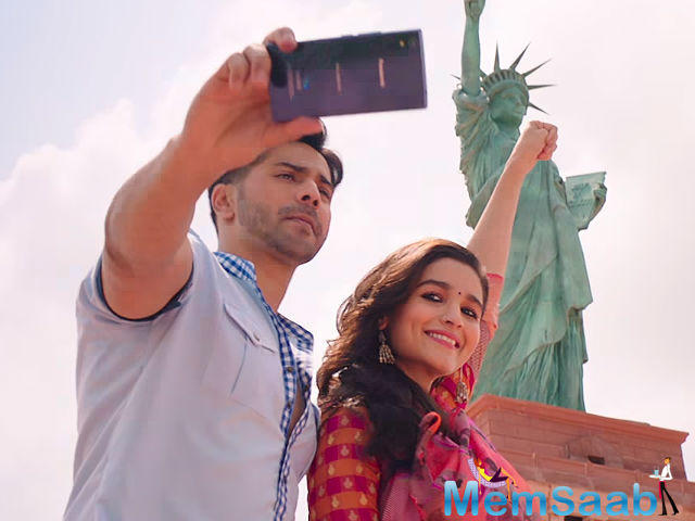 The two are all set to come together for the third time in Shashank Khaitan's 'Badrinath Ki Dulhania'.Varun Dhawan, on the other hand, is grateful for all the love.