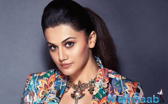 Taapsee, who was recently spotted at the launch event of the flick, confessed how the movie helped her in meeting Shoojit Sircar, who gave her such characters to play.