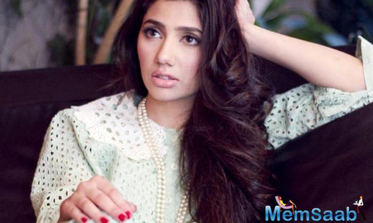 They held a video call session with Mahira, who seemed super happy to be interacting with Indian media
