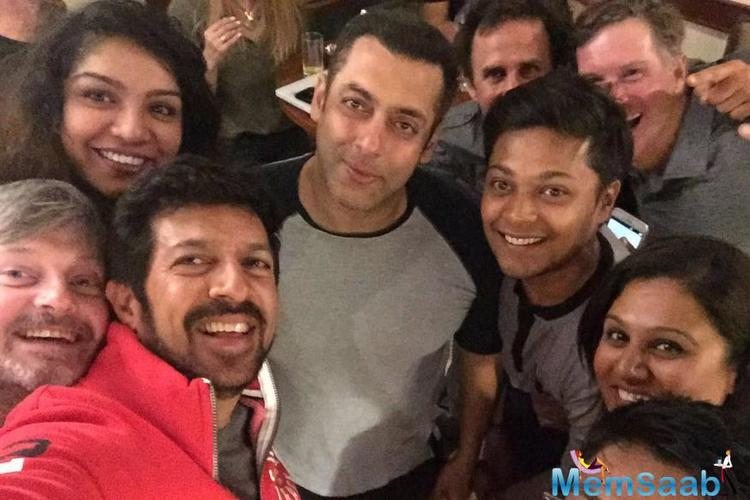 The movie Tubelight will hit the silver screens on 26 June 2017 on the occasion of Eid.