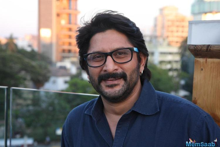 Bollywood talented actor Arshad Warsi appeared in non-stop box office successful flicks like Dhamaal, Golmaal, Golmaal Returns, Ishqiya, Golmaal 3 and Jolly LLB.