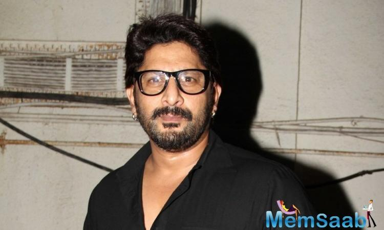 Talking about the film, Arshad said, you will soon see the same innocent idiots coming up with a social issue once again.