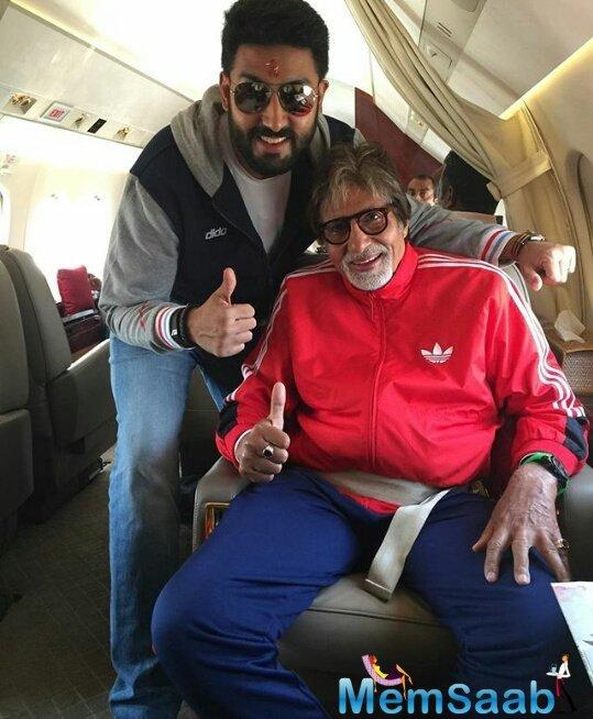 He added that the responsibility and expectations of being a son of a public figure is a burden, which Abhishek till date, continues to bear.