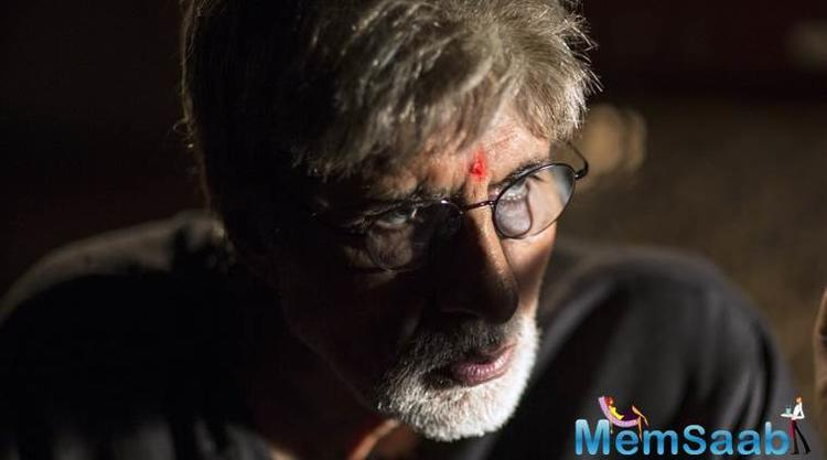 Bachchan has a lot to live up to in his next film, after giving impressive performances in Pink and Te3n.