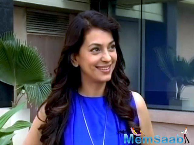 While Juhi Chawla has given a lot of hit Bollywood films in her days, she has also done five National Award-winning Punjabi films.
