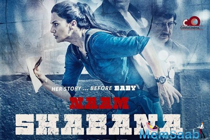 This film is directed by Shivam Nair and produced by Neeraj Pandey, Naam Shabana releases on March 31.Which will be Akshays next film after Jolly LLB 2.