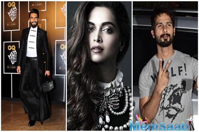 Again the team clarified that the characters of Rani Padmavati and Alauddin Khilji will not cross paths, even for one scene and that there are no dream sequences or dance numbers between them.