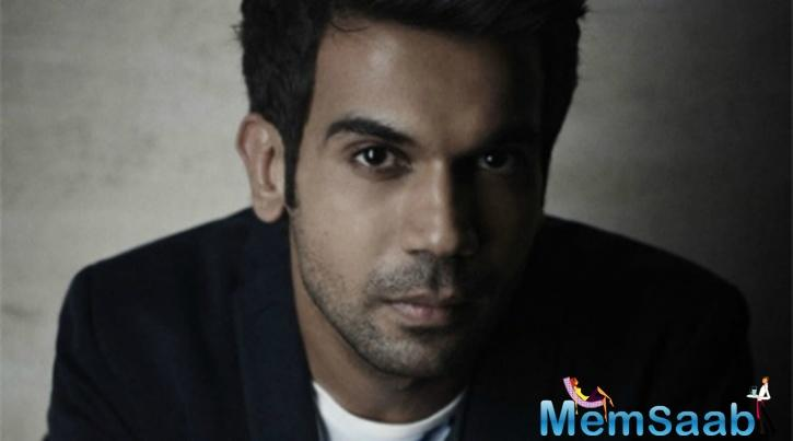 Raj Kummar was in the news for his diet that he consumed for the film.