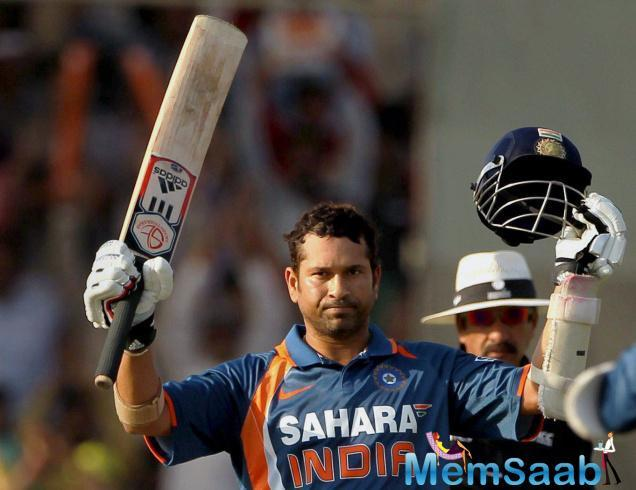 The greatest batsmen of all time Sachin's film is set to release on May 26, 2017. The first poster of the movie was released in April 2016.