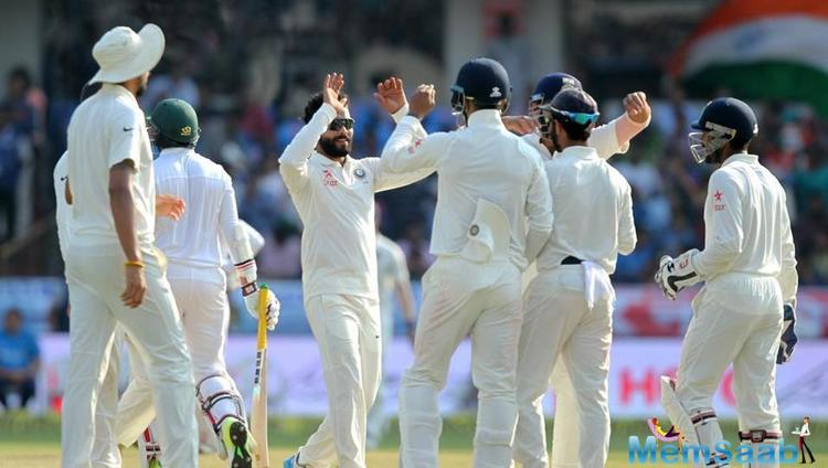 India extended their unbeaten streak in Test cricket after Virat Kohli-led side trumped Bangladesh in the one-off Test here on Monday.