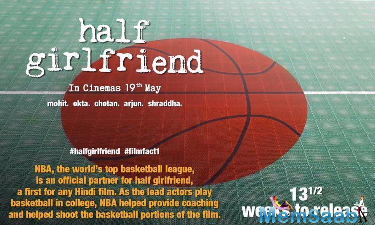 After 'Hamari Adhuri Kahani', Mohit Suri is soon to be back with 'Half Girlfriend', a romantic drama based on Chetan Bhagat's popular novel of the same name.