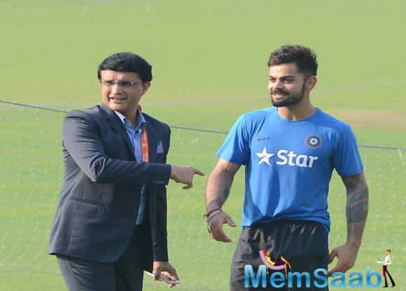 The former captain, however, added that Kohli has all the ingredients to become a successful captain.