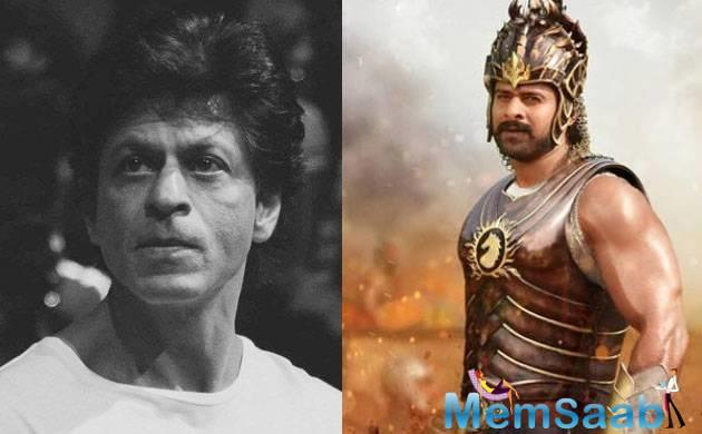 News of SRK's cameo in SS Rajamouli's 'Baahubali: The Conclusion' has already gone viral.