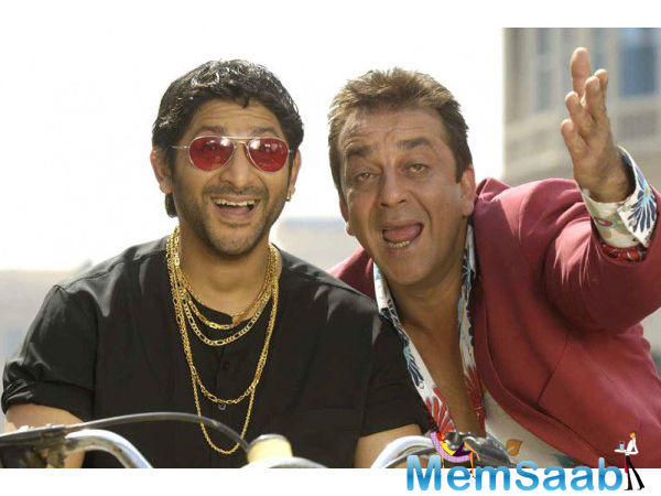 Arshad Warsi and Sanjay Dutt are all ready to rock again with the third installment of Munna Bhai.