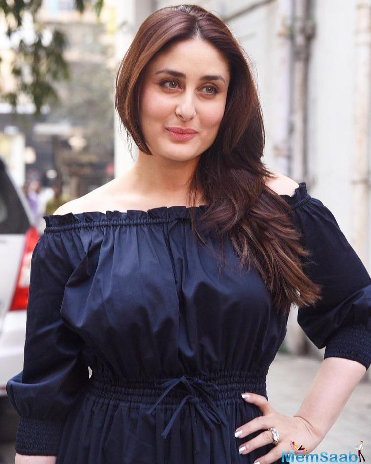 According to Rujuta, Kareena's diet has been sustainable and she is glowing and looking good.