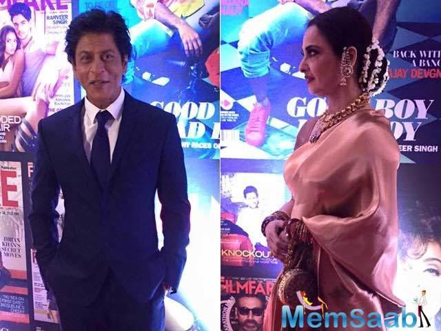 SRK was last seen in Rahul Dholakia's gangster saga, 'Raees'.