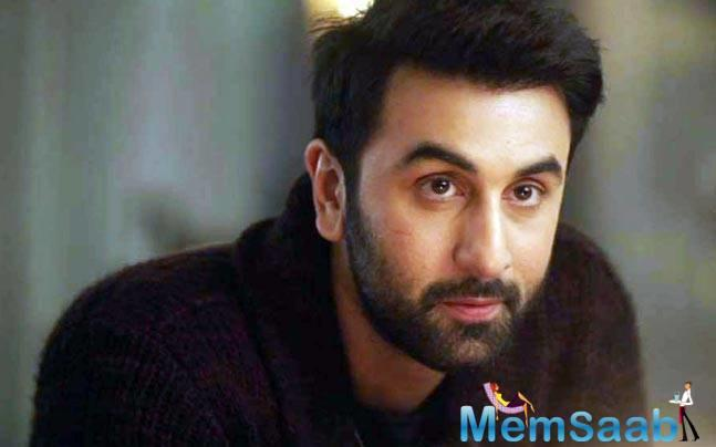 Ranbir has always been a secretive guy and doesn't believe in expressing himself.