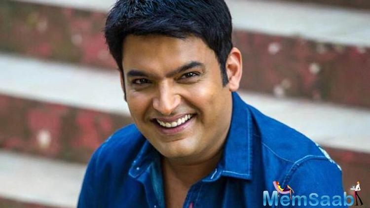 Firangi is being led by Rajeev Dhingra, who is Kapil's friend, and it also features Ishita Dutta,