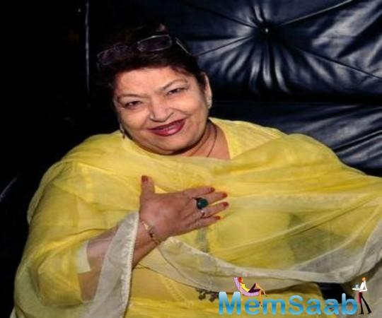 In a recent interview, Saroj has expressed her sadness over the same.