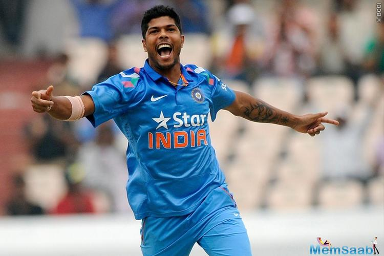Personally, the spell closest to Umesh's heart is the one against South Africa in 2015.
