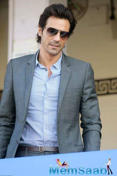 In Daddy, Arjun will be seen portraying the role of gangster-turned-politician in the film.