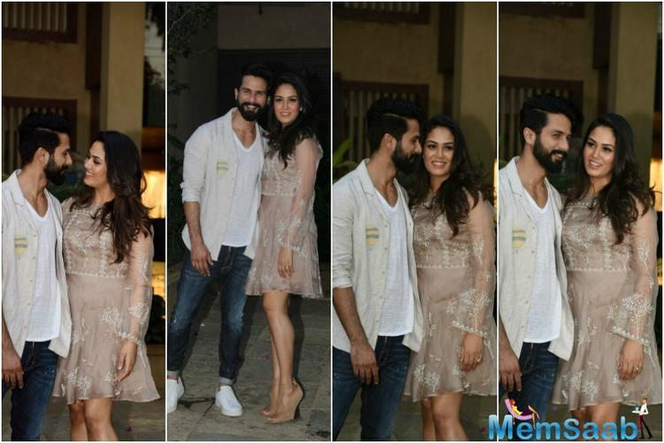 In fact, Ranveer and Katrina made the exit from the bash around the same time.