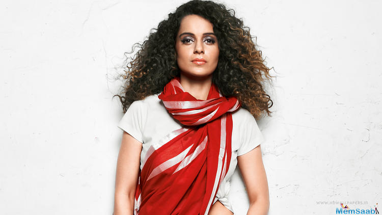 This is the first time, Kangana Ranaut has collaborated with Vishal Bhardwaj.